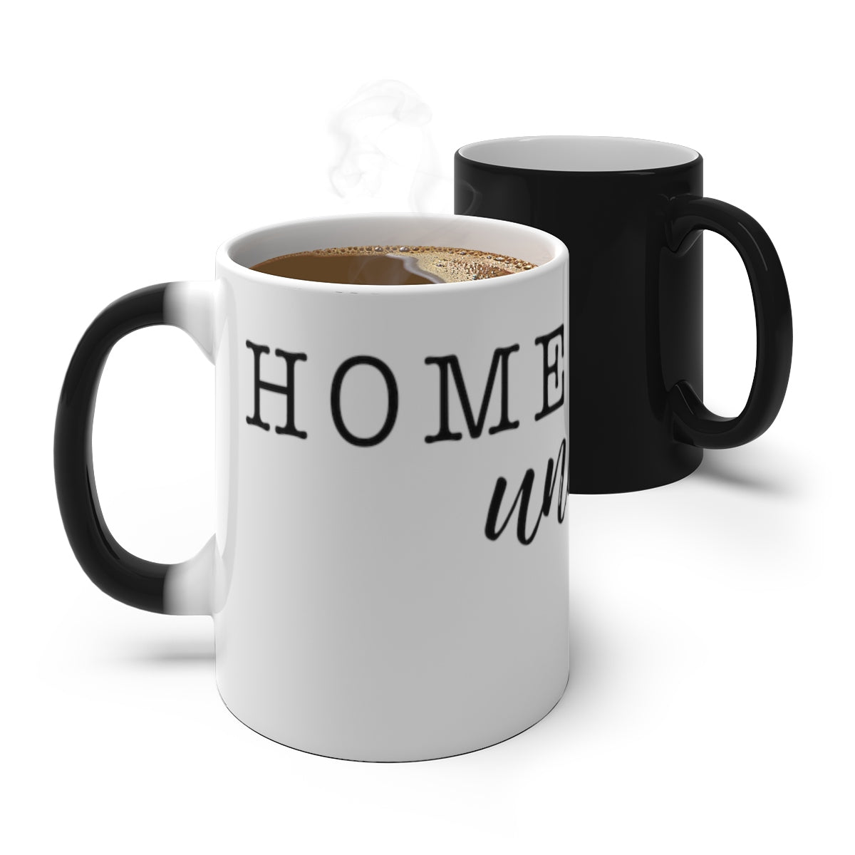 Homeowner Under 30 Color Changing Coffee Mug