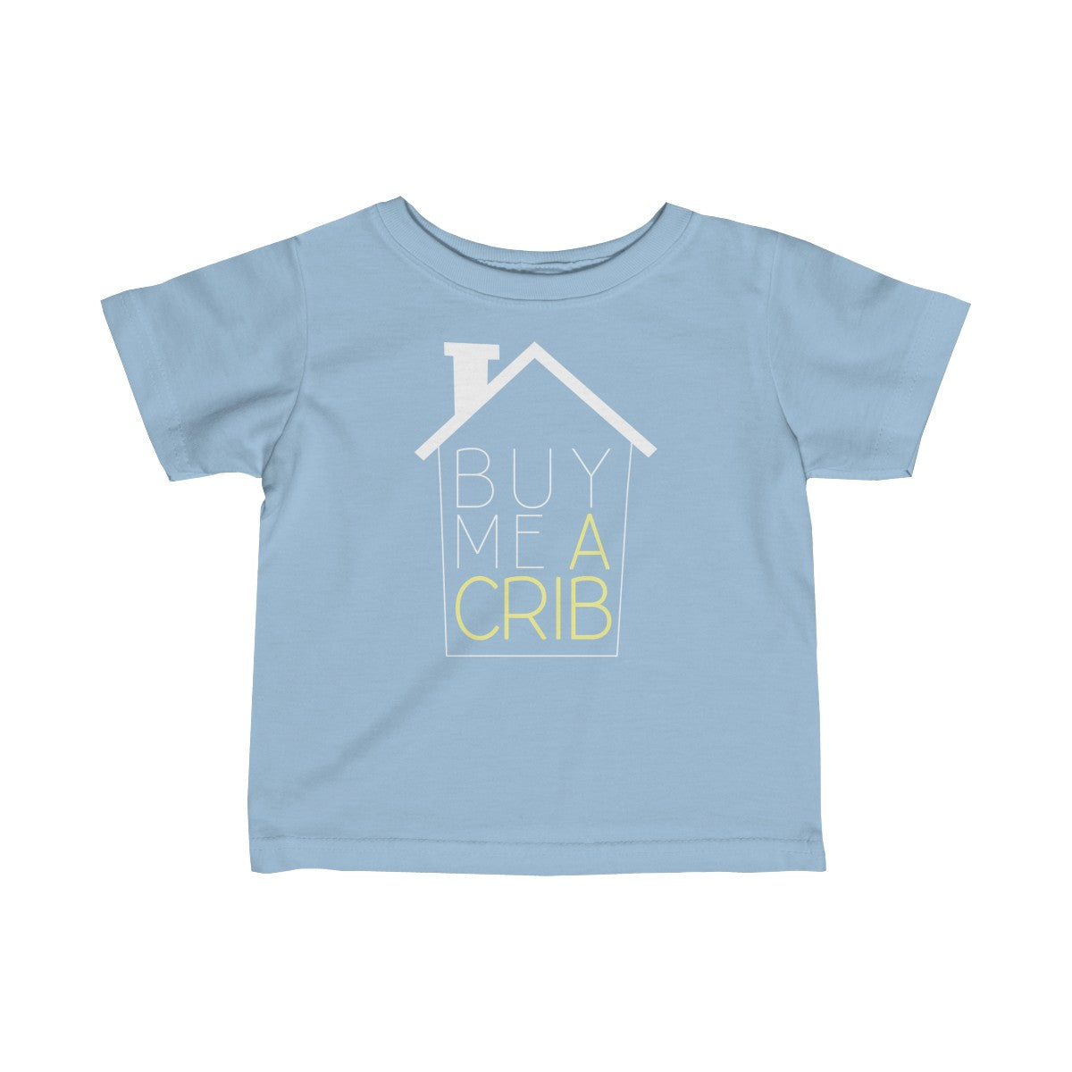 Buy Me A Crib™ Infant Jersey Tee