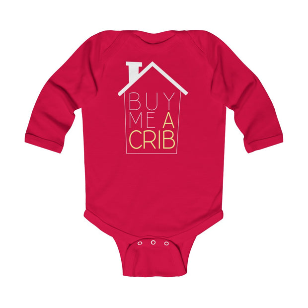 Buy Me A Crib™ Onesie