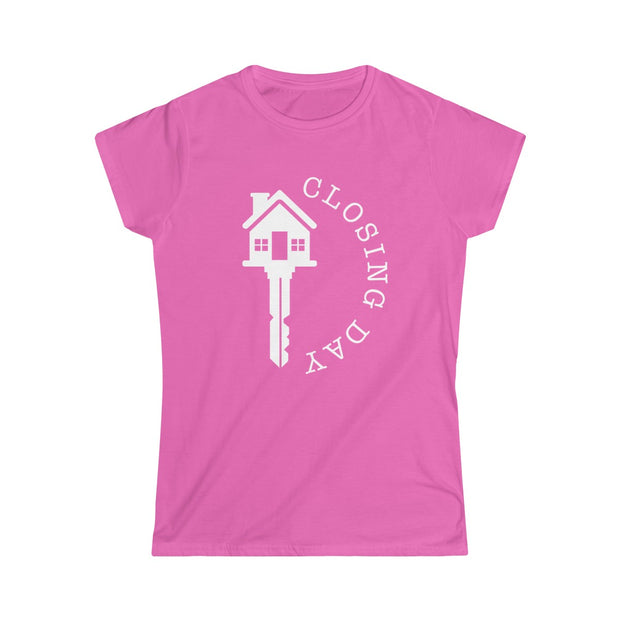 Closing Day! Women's Softstyle Tee