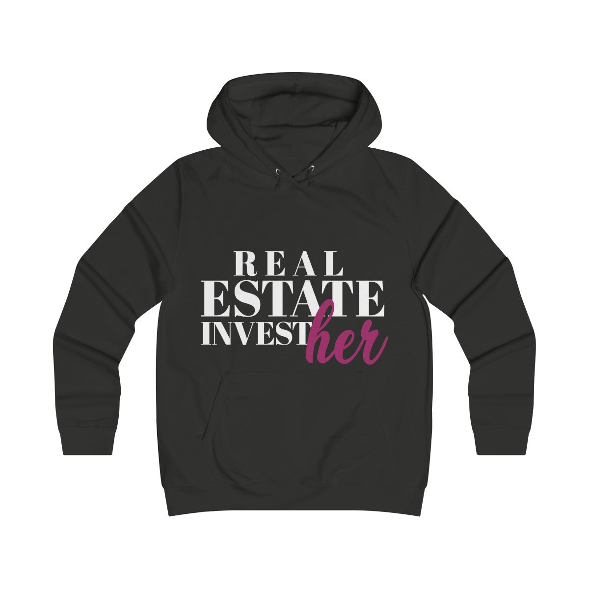 Real Estate InvestHer Unisex Hoodie
