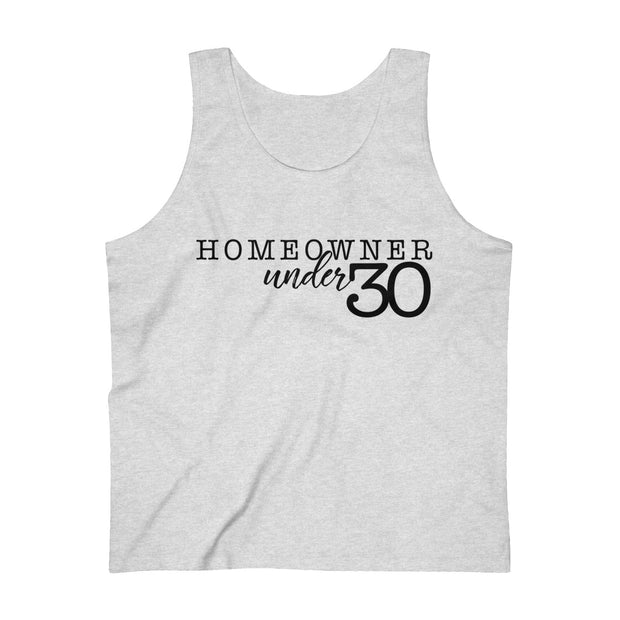 Homeowner Under 30™ Men's Ultra Cotton Tank Top