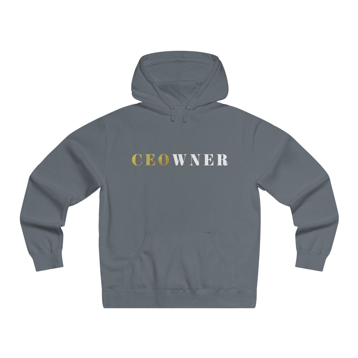 CEOwner™ Men's Lightweight Pullover Hooded Sweatshirt