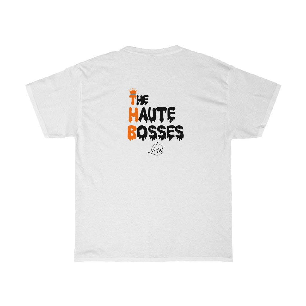 Haute Bosses Unisex Heavy Cotton Tee