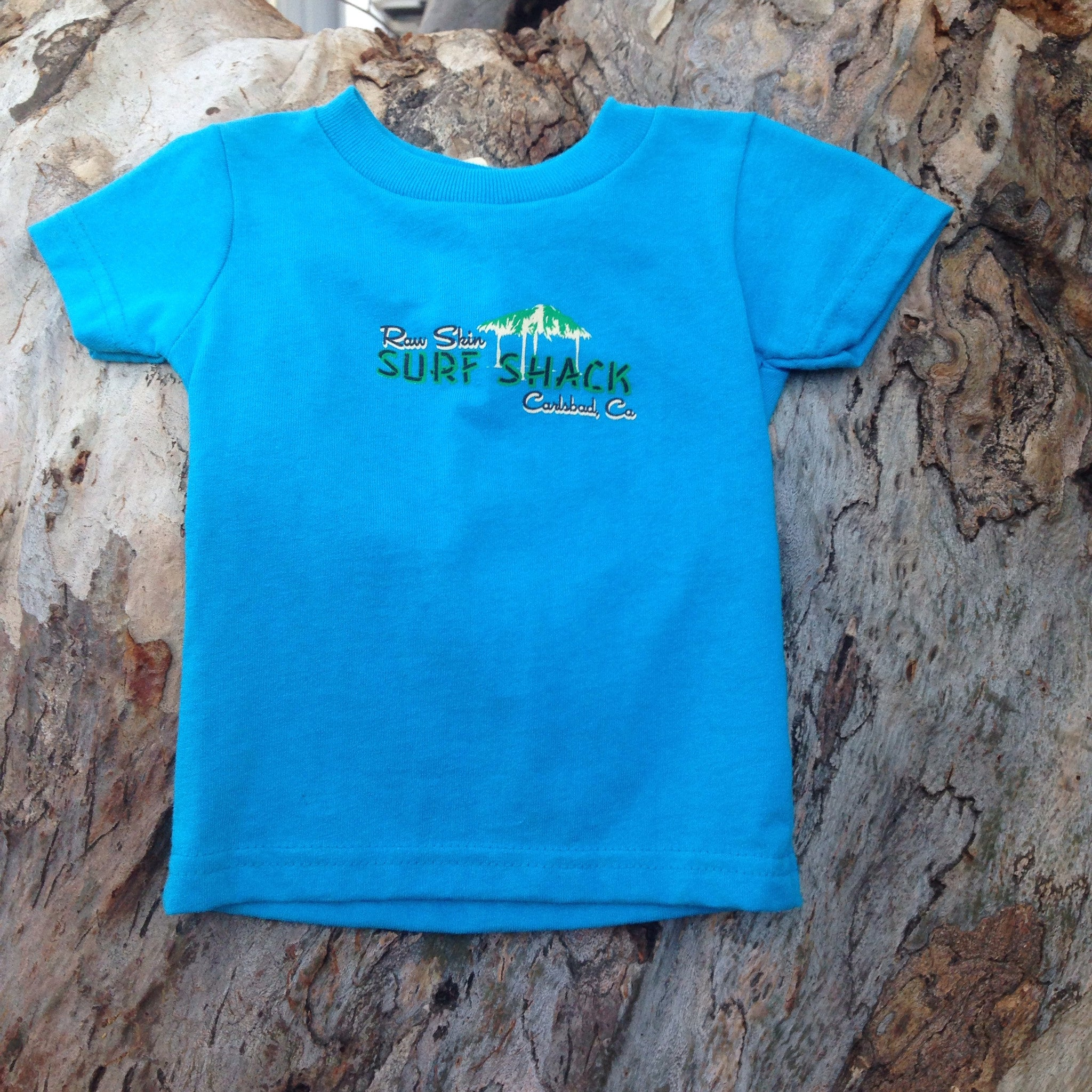 Raw Skin Infant Palapa T-Shirt
