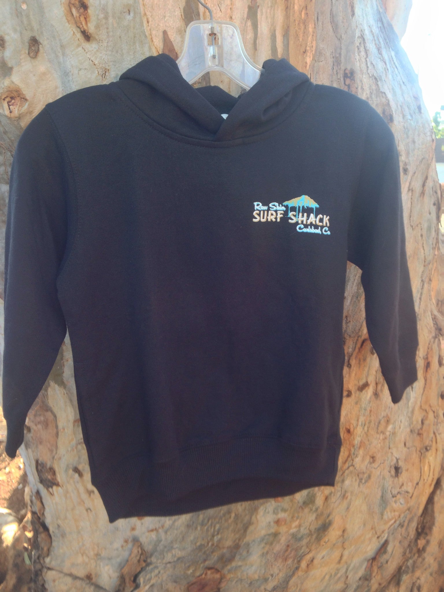 Shortboarders Youth Pull Over Sweatshirt