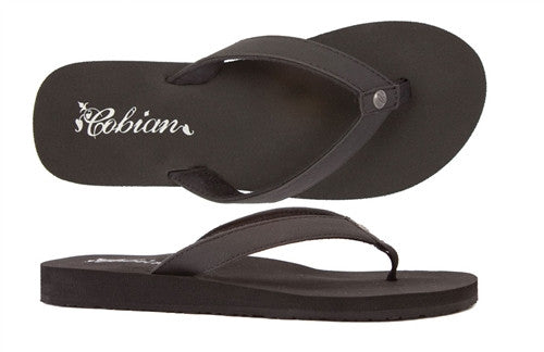 Cobian Skinny Bounce Sandals - Raw Skin Surf Shack