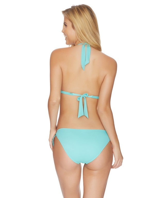 Reef Cove Solid 2 Way Halter - Raw Skin Surf Shack