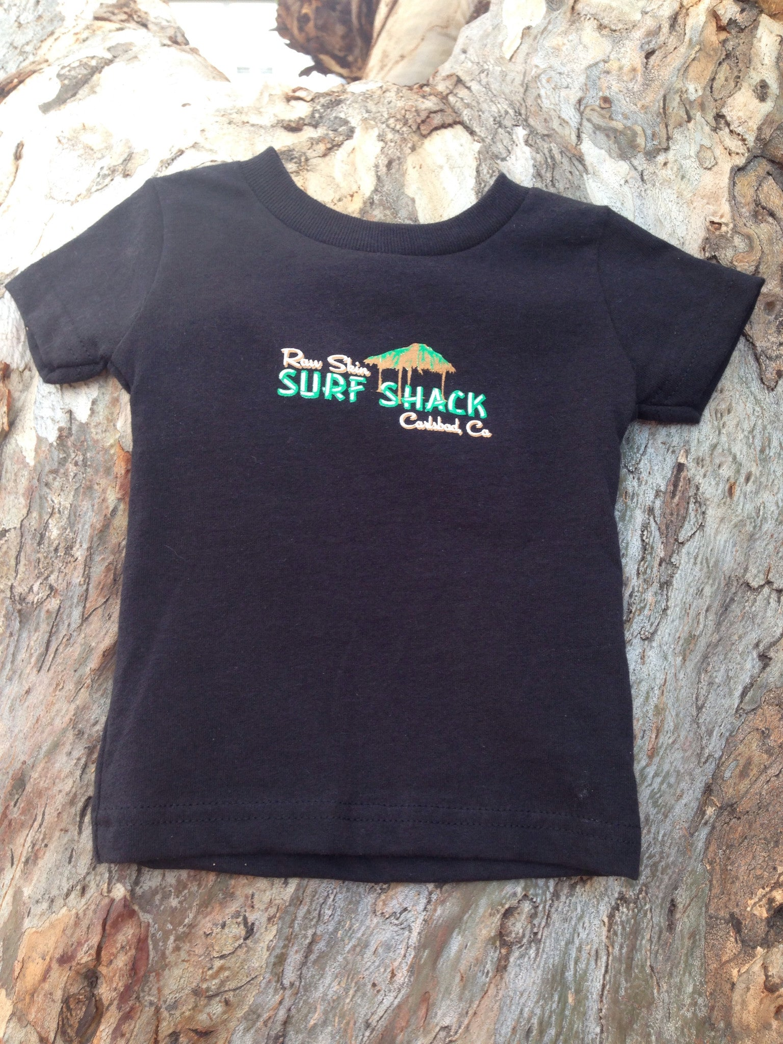 Palapa T-Shirt - Raw Skin Surf Shack