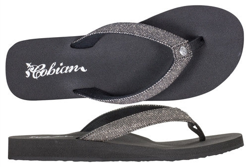 Cobian Fiesta Skinny Bounce Sandals - Raw Skin Surf Shack