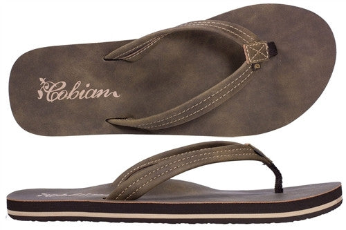 Cobian Pacifica Sandals - Raw Skin Surf Shack