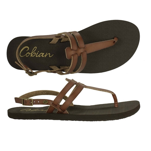 Cobian Tica Sandals - Raw Skin Surf Shack