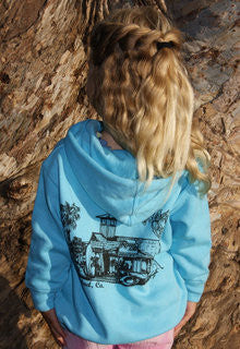 Kids The Shack Pull Over Sweatshirt