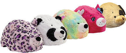 Pillow Pets Trickster Bicycle/Skate Helmet - Raw Skin Surf Shack