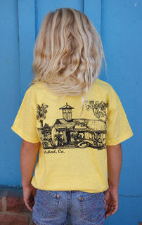 The Shack Kids Short Sleeve/Tank
