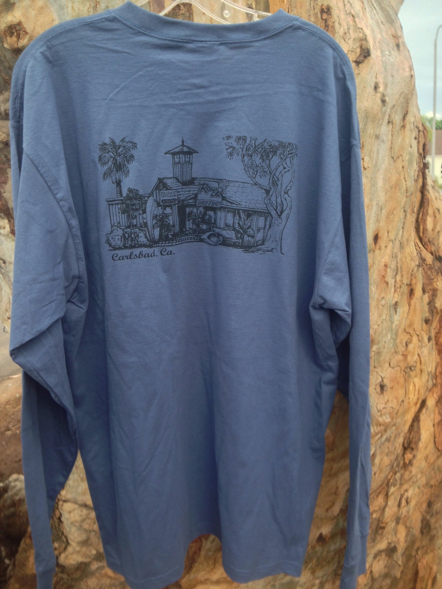 Mens The Shack Long Sleeve