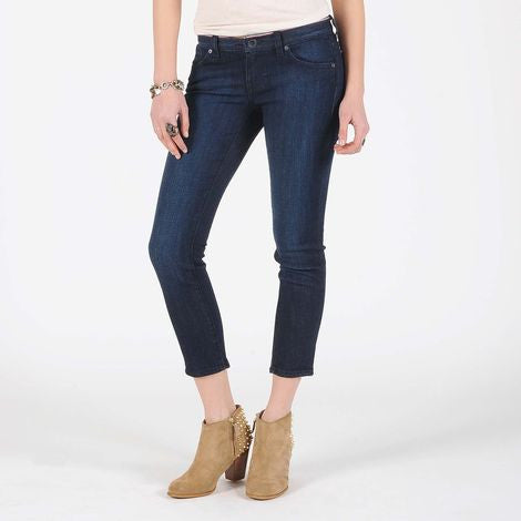 Volcom Brand Jeans Crop Denim
