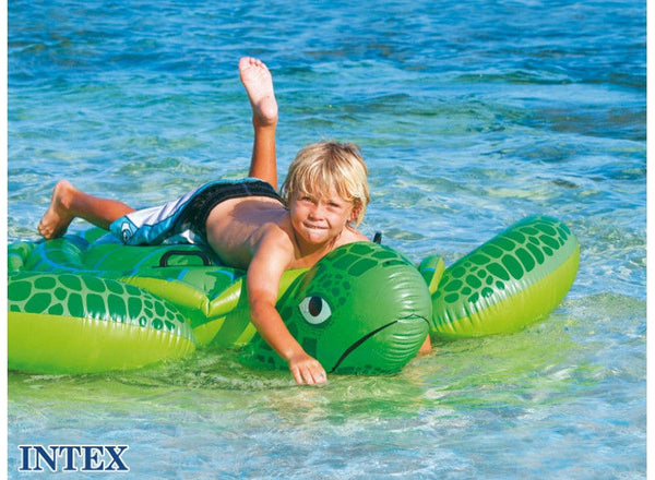 Intex Sea Turtle Ride On - Raw Skin Surf Shack