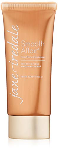Jane Iredale Smooth Affair Facial Primer and Brightener, 1.7 Fl Oz - Coco Mink Lashes
