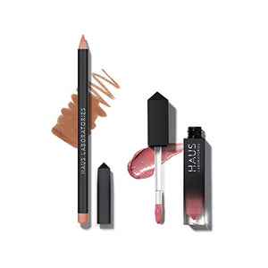 Lady Gaga: LIP SYNC SET, Lip Gloss & Lip Liner Duo - Coco Mink Lashes