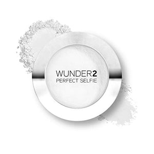 WUNDER2 PERFECT SELFIE HD Photo Finishing Powder - Coco Mink Lashes
