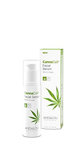 Andalou Naturals CannaCell Facial Serum - Coco Mink Lashes