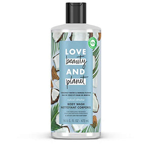 Love Beauty And Planet Radical Refresher Body Wash