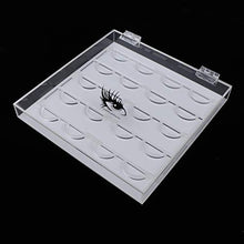 Load image into Gallery viewer, Clear Acrylic Eyelash Holder Case - Coco Mink Lashes