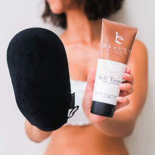 Load image into Gallery viewer, Self Tanner - With Organic Aloe Vera & Shea Butter, Sunless Tanning Lotion and Bronzer Buildable Light