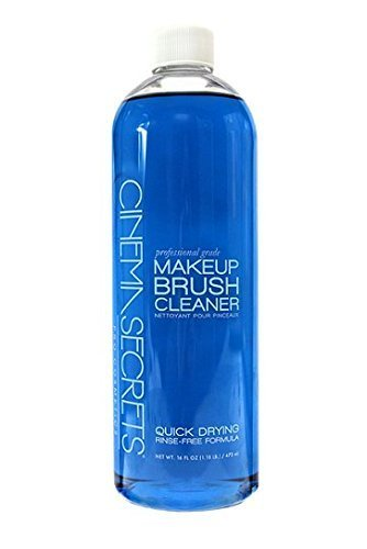 CINEMA SECRETS Professional Makeup Brush Cleaner, 16 Fl Oz - Coco Mink Lashes