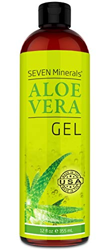Organic Aloe Vera Gel 100% Fresh Cut Aloe Plant - Coco Mink Lashes