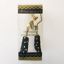 Load image into Gallery viewer, Milanté BEAUTY Luxury Eyelash Curler Rhinestone - Coco Mink Lashes