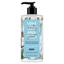 Load image into Gallery viewer, Love Beauty & Planet Luscious Hydration Body Lotion