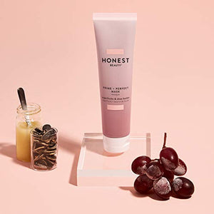 Honest Beauty Prime + Perfect Mask with Superfruits & Shea Butter