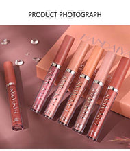 Load image into Gallery viewer, 6Pcs Matte Liquid Lipstick Makeup Set