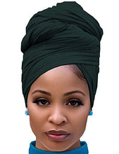Load image into Gallery viewer, Head Wraps for Black Women Headwear - Coco Mink Lashes