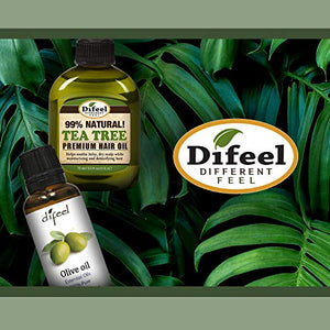 Difeel Hemp 99% Natural Hemp Hair Oil - Coco Mink Lashes