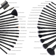 Load image into Gallery viewer, Makeup Brush Set, USpicy 32 Pcs - Coco Mink Lashes