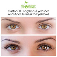 Load image into Gallery viewer, Castor Oil USDA Organic Cold-Pressed 100% Pure Hexane-Free Castor Oil - Coco Mink Lashes