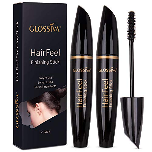 Glossiva Hair Finishing Stick, 25ml, 2 Pack - Coco Mink Lashes