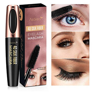 Natural 4D Silk Fiber Lash Mascara - Coco Mink Lashes