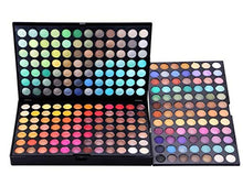 Load image into Gallery viewer, Pure Vie Professional 252 Colors EyeShadow Palette Makeup Contouring Kit