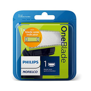 Philips Norelco OneBlade Replacement Blades - Coco Mink Lashes