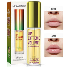 Load image into Gallery viewer, Lip Plumper, Natural Lip Enhancer, Lip Care Serum - Coco Mink Lashes