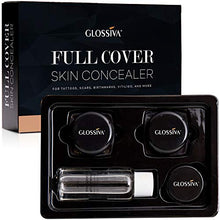 Load image into Gallery viewer, Glossiva Tattoo Concealer-skin concealer-dark spots - Coco Mink Lashes