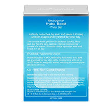 Load image into Gallery viewer, Neutrogena Hydro Boost Water Gel Moisturizer, 1.7 Oz - Coco Mink Lashes