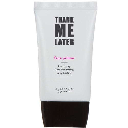 Thank Me Later Primer. Paraben-free and Cruelty Free - Coco Mink Lashes
