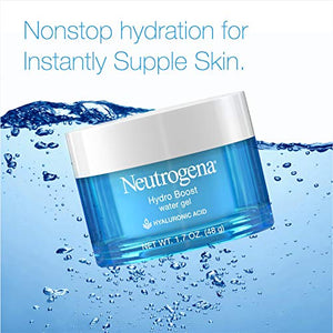 Neutrogena Hydro Boost Water Gel Moisturizer - Coco Mink Lashes