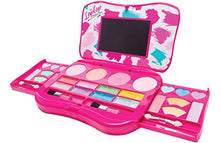 Load image into Gallery viewer, My First Makeup Set, Girls Makeup Kit, Fold Out Makeup Palette with Mirror
