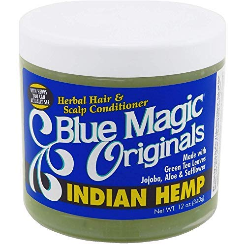 Blue Magic Indian Hemp Conditioner - Coco Mink Lashes